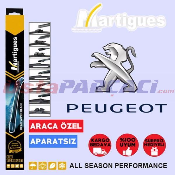Peugeot 206, 206+ Arka Silecek 35cm 2000-2012 UP433277 MARTIGUES
