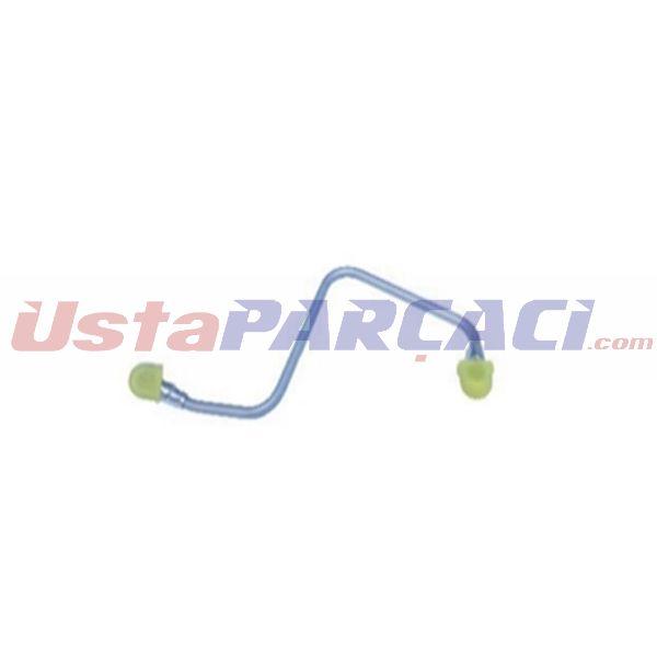 Turbo Yağ Borusu P308-307-3008-407-206-207-1007-5008-c3 Iı-c5 Iı-c4-c2-tepee-xsara-focus 1.6 Dv6 0379.68-2S6Q6K679AD 0379.68-2S6Q6K679AD AFT BR243325 AFT