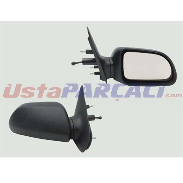 (b2019 Dış Dikiz Aynası Sağ Mekanik R19 7700789180 YER ART M002.2035 ART