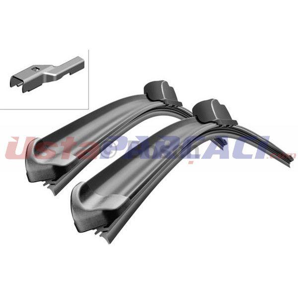 Aerotwın Silecek 800-680mm Muz Tipi P3008-p5008 1.6 16v-1.6 Thp-1.6 Hdı-2.0 Hdı 09=> BOSCH 3397007501 BOSCH