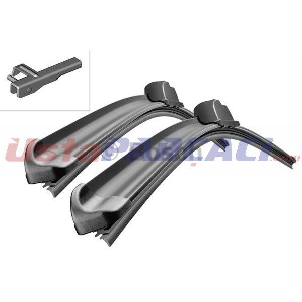 Aerotwın Silecek 65+42.5cm Flatblade-muz Tipi   Focus Iı   P207           574324+119394) BOSCH 3397118977 BOSCH