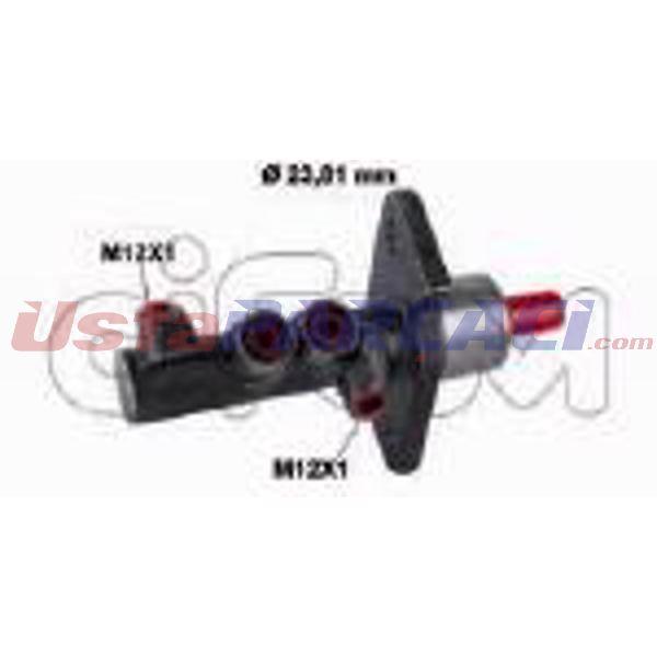 Ana Merkez Fıesta 1.0i-1.25i-1.3i-1.4i-1.8d 96-02 23,81mm Abs