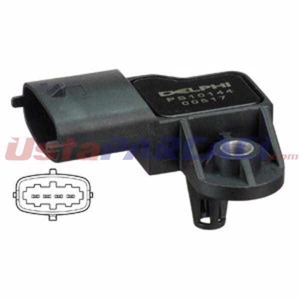 Map Sensoru Corsa D - Astra H - Z13dtj - A13dtc - Z13dth - Astra G - Vectra C - Zafıra B - Y20dth - DELPHI PS10144 DELPHI