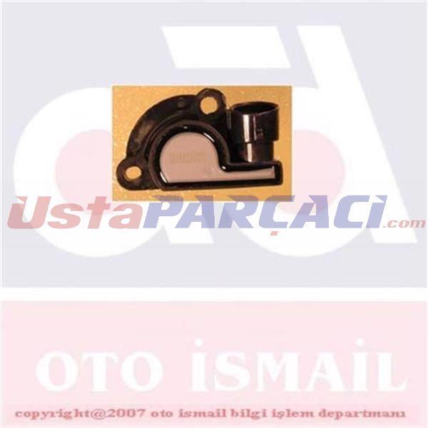 Gaz Pedal Sensörü Potansiyometre Astra F 1.4-1.6i-1.8i- Corsa B 1.2i-1.4i-vectra A-b 1.6i 817204 YER DODUCO 40133 DODUCO