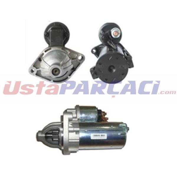 Mars Motoru 12v 9 Dıs 1,3kw Doblo-albea-corsa 1,3 Multıjet 04 46823548 D6G32 DWA 30814