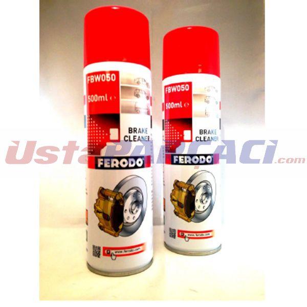 Fren Balata Spreyi 500 Ml. 24 Ad 7702258759-55171369 YER FERODO FBW050 FERODO