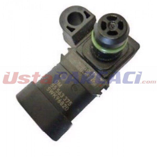 Map Sensörü F16 2010 Chevrolet Cruze-astra H-zafıra B Z16xep-xer-a16xer-z18xer-xel GM 55563375 GM