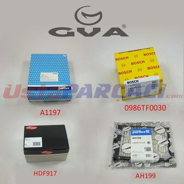 Filtre Seti Mgn Iı 1.5dcı-1.6 16v-1.6 02- -scenıc Iı 1.5dcı-1.6 16v-2.0 K9k 728 Bcs-05) GVA 8511150 GVA