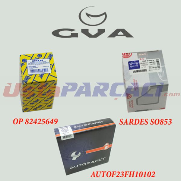 Filtre Seti Slx GVA 8523250 GVA