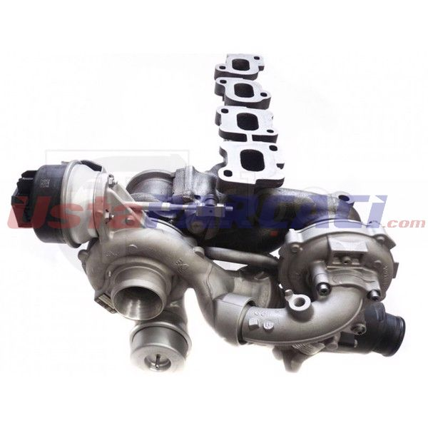 Turbo Komple Crafter 2011> 2.0 Tdı Ckub) KKK 10009930113 KKK