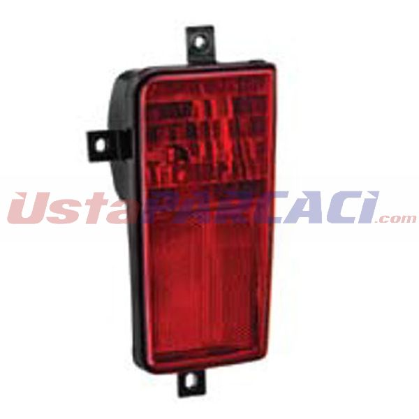 Arka Tampon Reflektörü Sağ Ducato Maxı 06=> MARS 510361 MARS