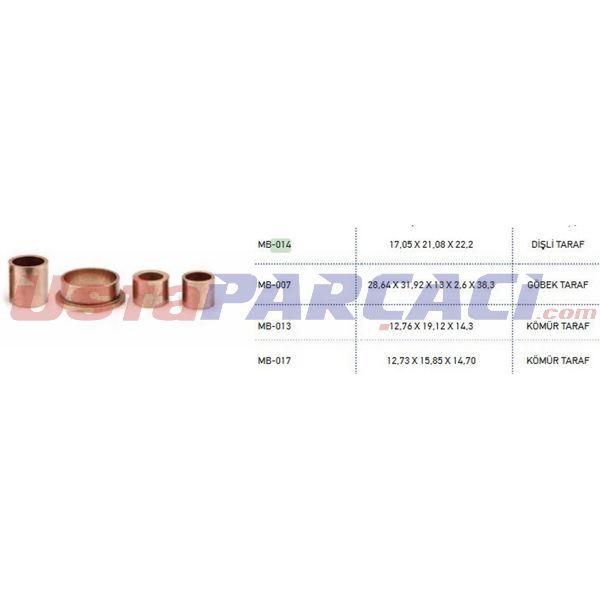 Marş Burcu Takım Lucas Tıpı Ford D750 D1210  ( 014 007 013 017 )