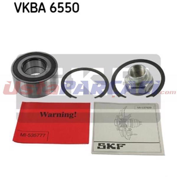 On Teker Rulmanı Corsa D 1,2 1,4 06  Bah0053adx) SKF VKBA6550 SKF