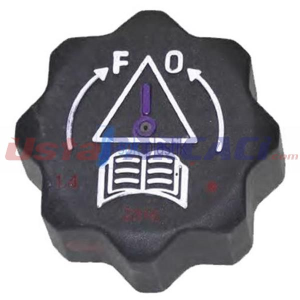 Radyator Ek Depo Kapagı P206-p307-p406 SPK 228 SPK