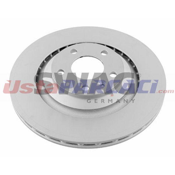 Arka Fren Aynası Audı A6 Avant 04>11 4F0615601F 4F0615601F SWAG 10926654 SWAG