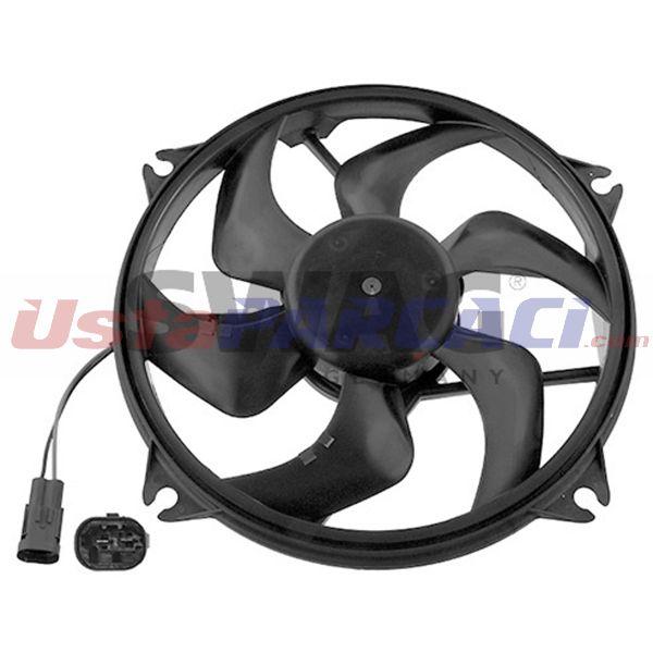 Fan Motoru C4-c4 Pıcasso-c4(b7 Ds4-ds5-p307 Ym-partner Tepe-berlıngo Iıı-p308-p3008-p5008-rcz 1,6hd 1253F8 1253.K2 SWAG 62940634 SWAG