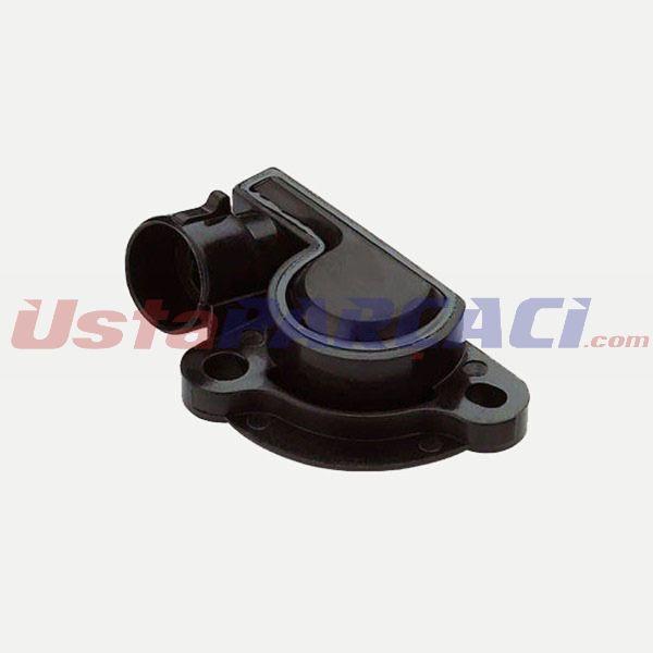 Gaz Pedal Sensörü Potansiyometre Astra G 1.4-1.6 16v-corsa B 1.4i 16v-vectra B 1.6i 16v 825484 825484 TOPRAN 205629756 TOPRAN
