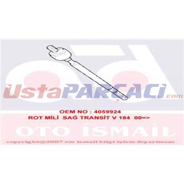 Rotmılı Sag Transıt V184 00--06 TRW JAR943 TRW