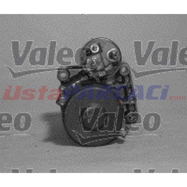 Marş Motoru Pejo 206 307 C3 1.4 Hdı 01>>> VALEO 438166 VALEO