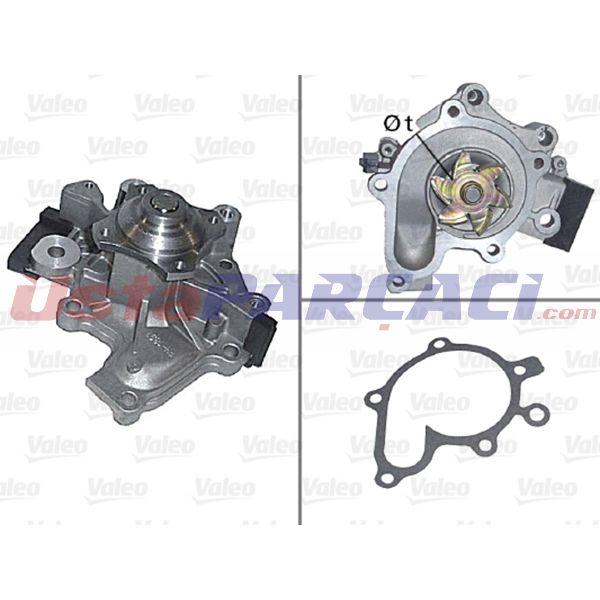 (x Devirdaim Mazda 323 F Vı 1.9 16v-2.0 98-04 626 Iv 1.8-2.0i 91-97) VALEO 506536 VALEO