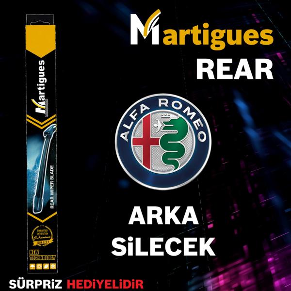 Alfa Romeo Giulietta Arka Silecek 35cm 2010-2014 MARTIGUES Marka