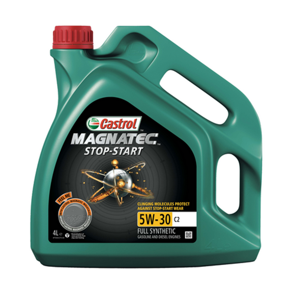 Castrol Magnatec 5w30 - C2 - DPF - Partiküllü - StartStop - Benzinli Dizel Motor Yağı - 4L UP499746 CASTROL