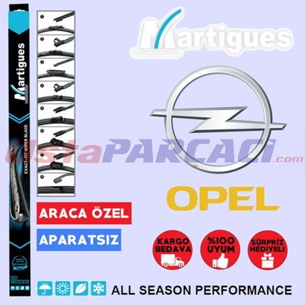 Opel Astra H Muz Silecek Takımı (2004-2013) UP433236 MARTIGUES