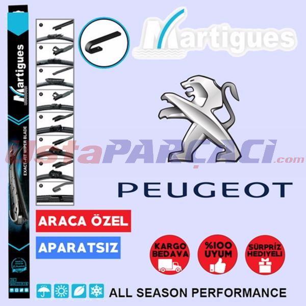Peugeot 206, 206+ Muz Silecek Takımı (2000-2012) UP433425 MARTIGUES