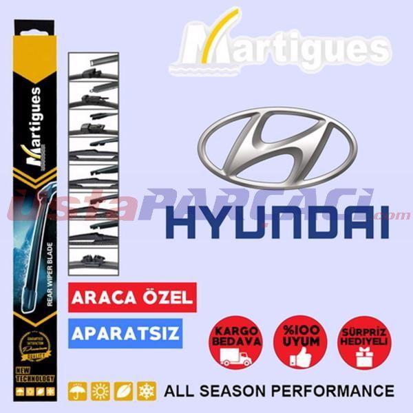 Hyundai İ20 Arka Silecek 30cm 2015-2018 UP433289 MARTIGUES