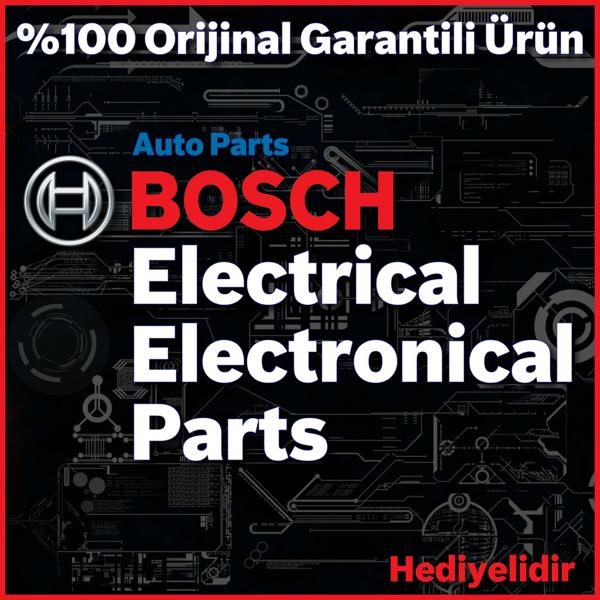 Bmw 320td Compact E46 2.0 2001-2004 Bosch Hava Akış Metre BOSCH Marka