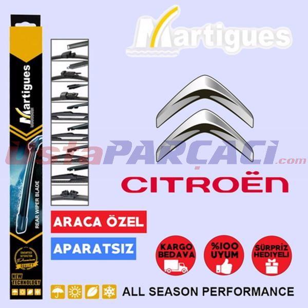 Citroen C3 Arka Silecek 35cm 2002-2009 UP433279 MARTIGUES