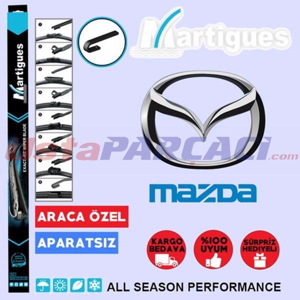 Mazda 2 Muz Silecek Takımı (2008-2012) UP433321 MARTIGUES