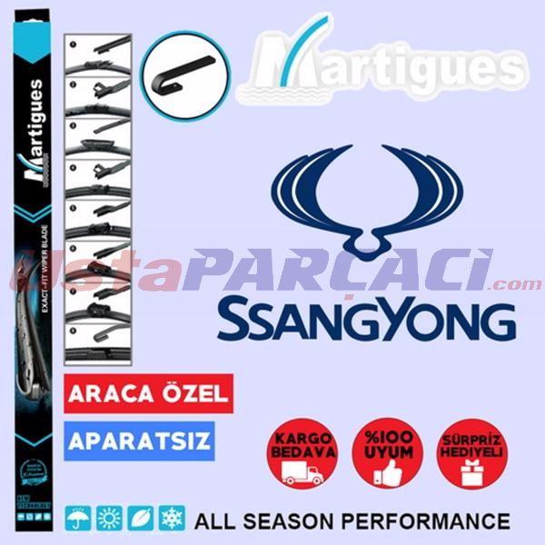 Ssangyong Actyon Sport Muz Silecek Takımı (2008-2011) UP433368 MARTIGUES