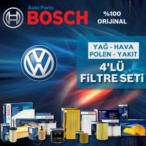 Vw Jetta 1.6 Tdi Bosch Filtre Bakım Seti (2011-2015) Cay Motor UP1673054 BOSCH