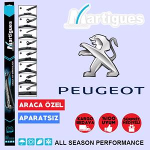 Peugeot Partner Muz Silecek Takımı (2010-2016) UP433238 MARTIGUES