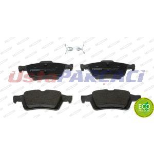 Ford Focus Iii Electric 2013-2019 Ferodo Arka Fren Balatası UP963284 FERODO