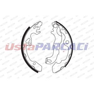 Ford Focus 1.8 Turbo Di / Tddi 1998-2004 Ferodo Arka Fren Balatası UP1236424 FERODO