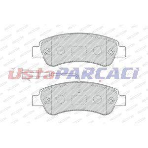 Peugeot Boxer 2.0 Bluehdi 160 2015-2019 Ferodo Arka Fren Balatası UP1126094 FERODO