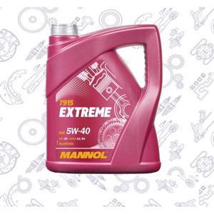 Extreme 5w40 Motor Yağı 4 Lt EXTREME 5W40 MANNOL