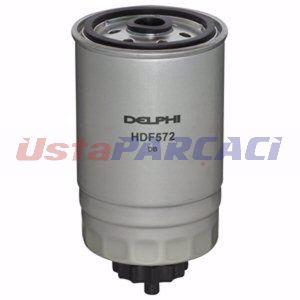 Fiat Marea 1.9 Jtd 105 1998-2002 Delphi Mazot Filtresi UP1256192 DELPHI