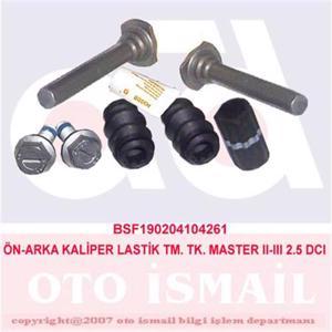 On-arka Kaliper Lastik Tm, Tk, Master Ii-3 2,5 Dci  BOSCH 0204104261 BOSCH