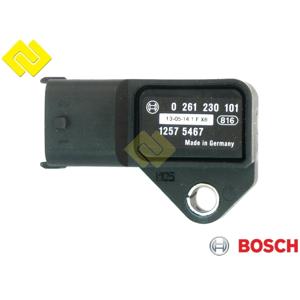 Map Sensörü Emme Manifold Basınçı Corsa D Z10xep-z12xep-z14xep BOSCH 0261230101 BOSCH