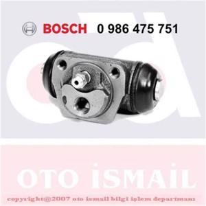 Ford Mondeo Ii 1.6 I 16v 1998-2000 Bosch Arka Fren Merkezi UP1127380 BOSCH