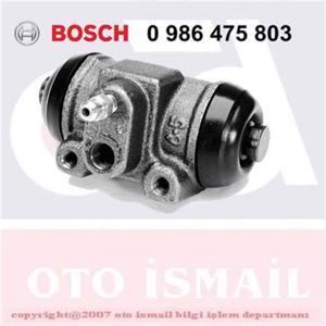 Citroen Jumper Minibüs 1.9 D 1999-2002 Bosch Arka Fren Merkezi UP1127476 BOSCH