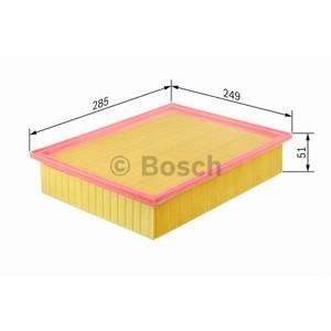Hava Filtresi Master Iı-movano 2,5 Dcı 03> BOSCH F026400166 BOSCH