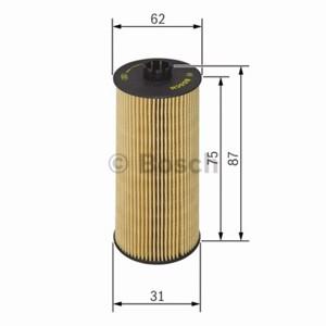 Yağ Filtresi Astra F 98-00)-g 00-05)-h 04-)- Corsa B 96-00)- C 00- D 06- - Merıva 04-10) BOSCH F026407015 BOSCH