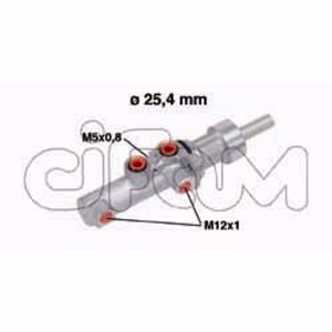 Ana Merkez 25.40mm Crafter 2.5 Tdi-sprinter 06=> CIFAM 202752 CIFAM