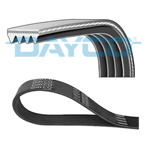 Kanallı Kayışı P306 DAYCO 5PK1250 DAYCO
