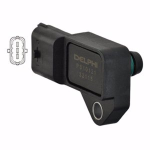 Map Sensörü Emme Manifold Basınçı Corsa D Z10xep-z12xep-z14xep DELPHI PS10121 DELPHI