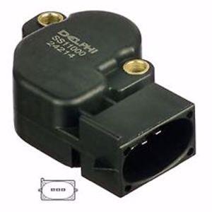 Gaz Kelebeği Pozisyon Sensörü Potansıyometre Escort 1,4  1,6  1,8 92>99 Fıesta Iv 1,25  1,4 16v DELPHI SS10997-12B1 DELPHI